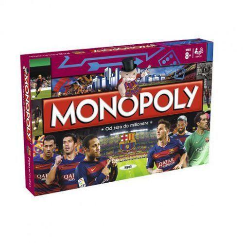 Monopoly FC Barcelona wersja polska, 9744