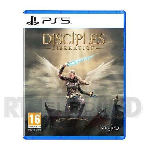 Disciples liberation - edycja deluxe ps5 marki Kalypso media