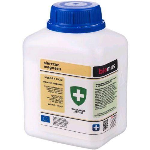 - siarczan magnezu 0,5kg marki Biomus