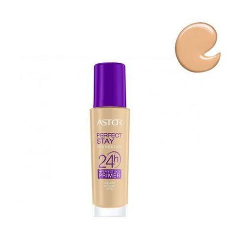 Astor Perfect Stay 24h + Primer, 30 ml. Podkład, 203 Peachy - Astor DARMOWA DOSTAWA KIOSK RUCHU (3607343514101)