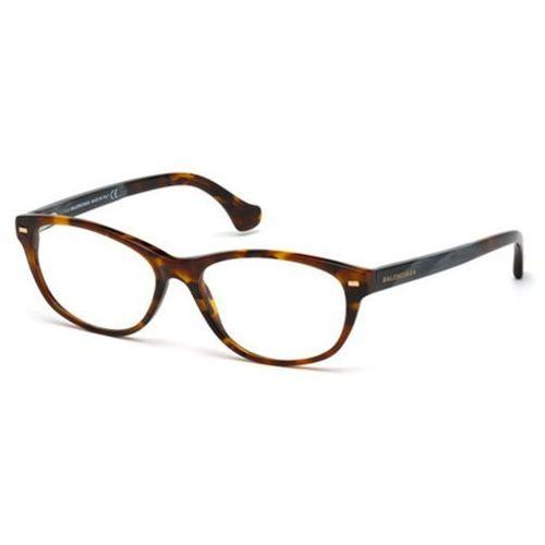 Balenciaga Okulary korekcyjne ba5021 055