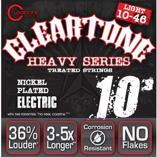 electric emp strings, monster heavy struny do gitary elektrycznej marki Cleartone