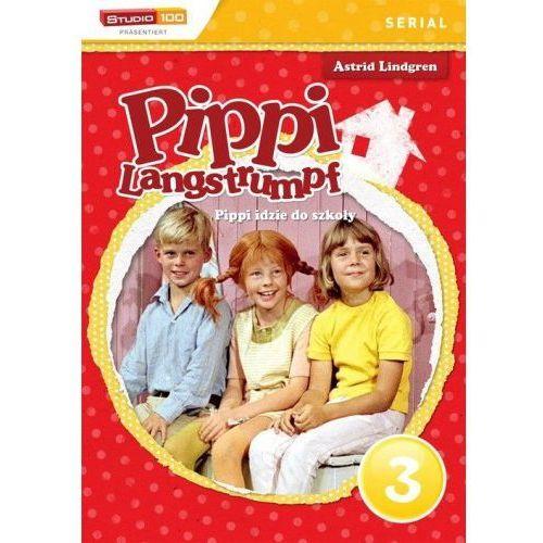 Cass film Pippi langstrumpf - pippi idzie do szkoły