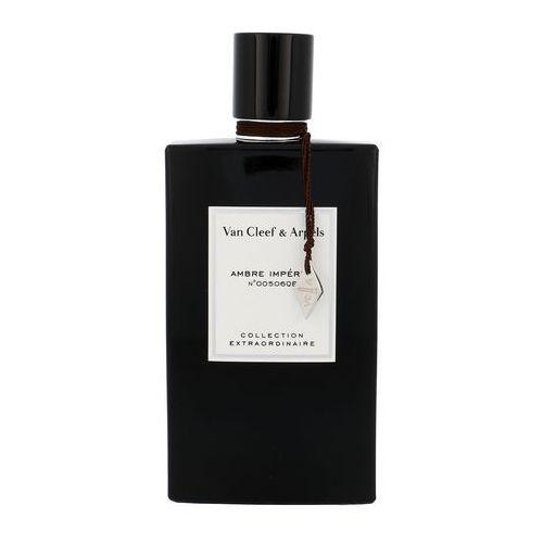 Van cleef & arpels collection extraordinaire ambre imperial woda perfumowana 75 ml unisex