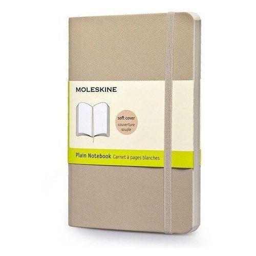 Notes L Moleskine gładki beżowy, MOQP621G4