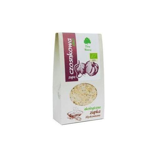 Zupka błyskawiczna w proszku czosnkowa bio 30 g - dary natury marki Dary natury - inne bio