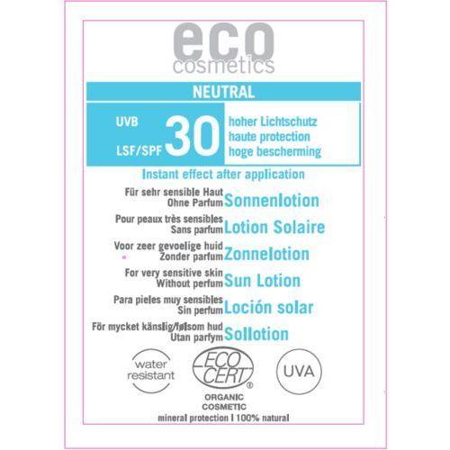Emulsja na słońce LSF/SPF 30 bez dodatków zapachowych NEUTRAL 2 ml (4033981741521)