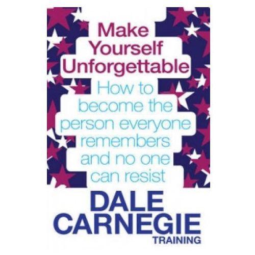 Make Yourself Unforgettable (9780857206794)