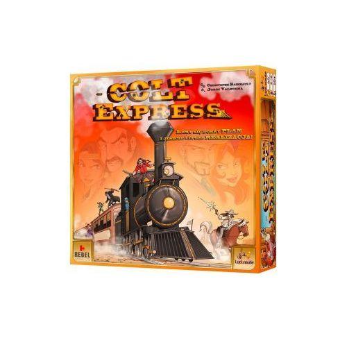 Colt express. gra planszowa. edycja polska marki Rebel