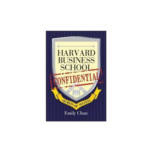 Harvard Business School Confidential:secrets of Success (9780470822395)