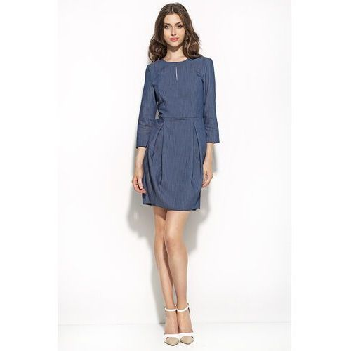 Jeansowa sukienka TULIPAN HIT - S59, 34800