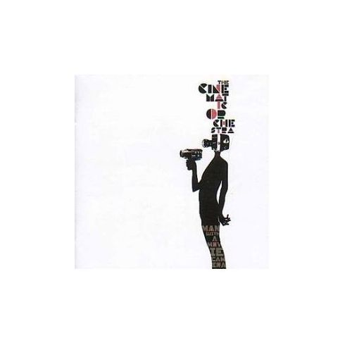 Universal music Man with a movie camera limited 2lp - the cinematic orchestra (płyta winylowa)