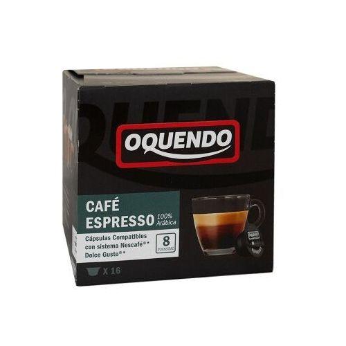 Oquendo Dolce Gusto Espresso 16 kapsułek