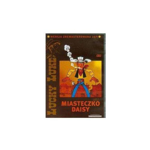 Cass film Lucky luke - miasteczko daisy dvd/cass/ (płyta dvd)