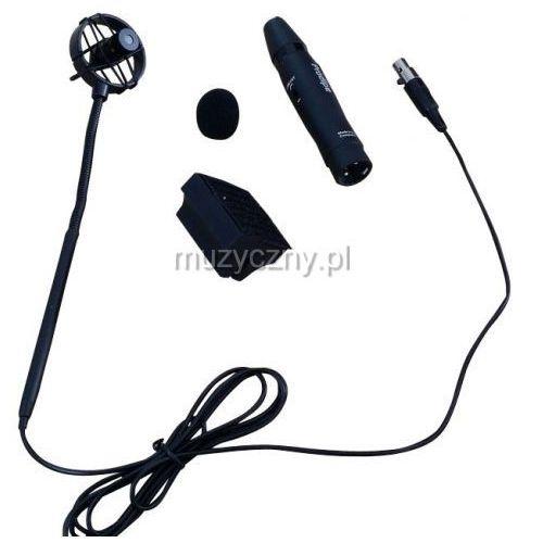 Prodipe al21 zestaw mikrofonów do akordeonu (3 szt. z akcesoriami)