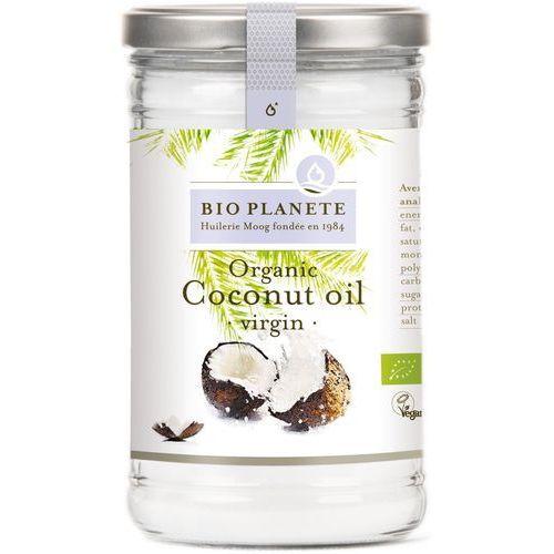 Olej kokosowy virgin nierafinowany tłoczony na zimno BIO 1 L - BIO PLANETE