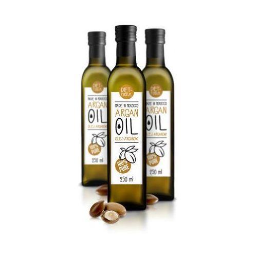 Olej Arganowy Spożywczy 250ml - DIET-FOOD - EKO, PEKO-288