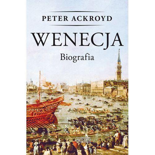 Wenecja. Biografia - Dostawa zamówienia do jednej ze 170 księgarni Matras za DARMO, Zysk i S-ka