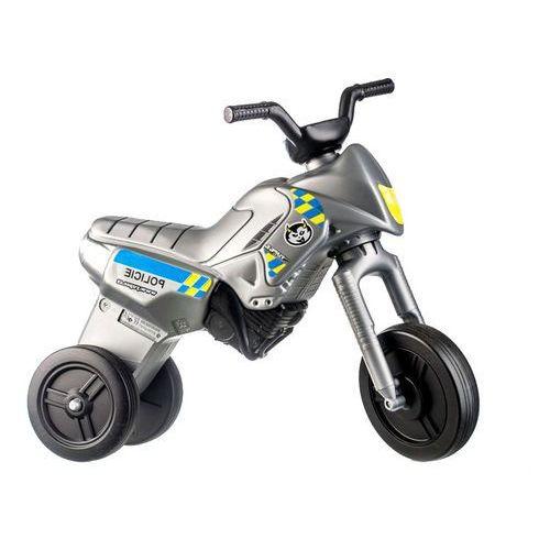 Yupee motor policyjny, jeździk (8592190504007)