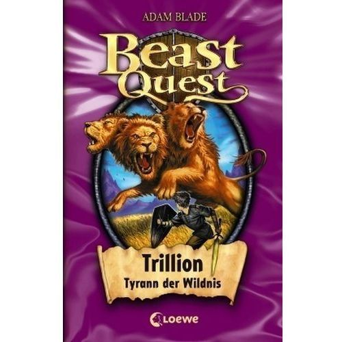Beast Quest - Trillion, Tyrann der Wildnis
