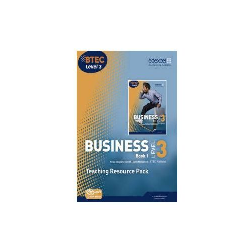 BTEC Level 3 National Business Teaching Resource Pack (9781846906367)