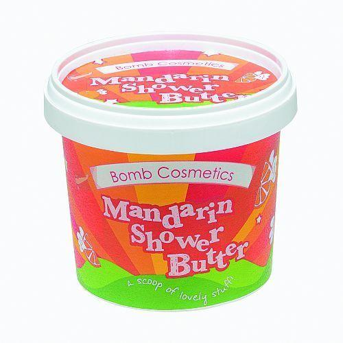 Bomb cosmetics mandarin and orange - myjące masło pod prysznic 365ml