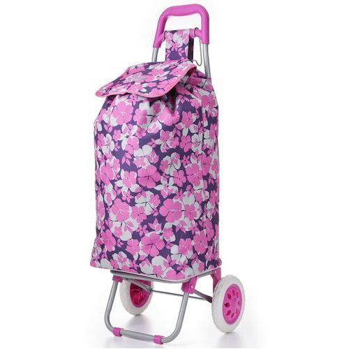 REAbags Wózek na zakupy Hoppe ST-285, różowy