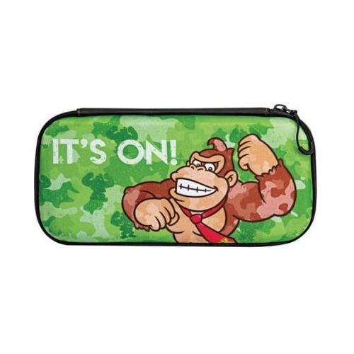 Etui PDP Slim Travel Case - Donkey Kong Camo Edition do Nintendo Switch (0708056064006)