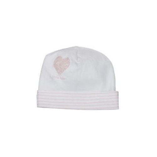 czapka nature, różowy marki Little