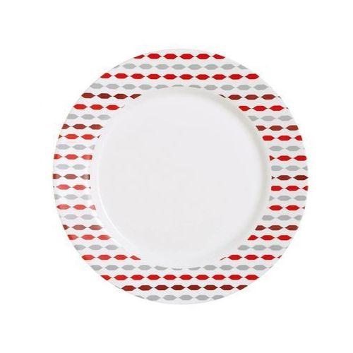 Komplet obiadowy Sixties 18-elementowy (serwis obiadowy)