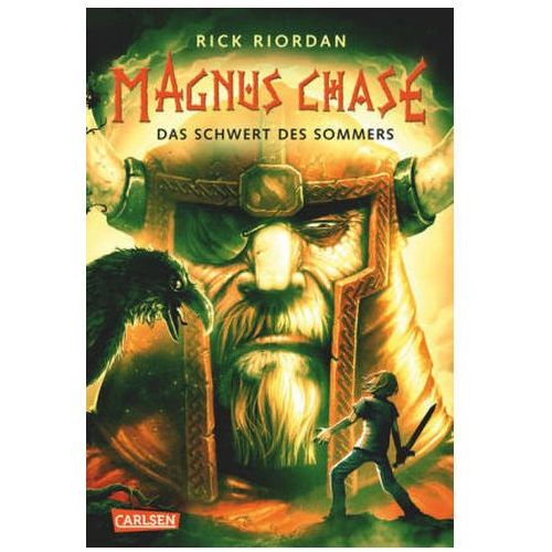 Magnus Chase - Das Schwert des Sommers (9783551556684)