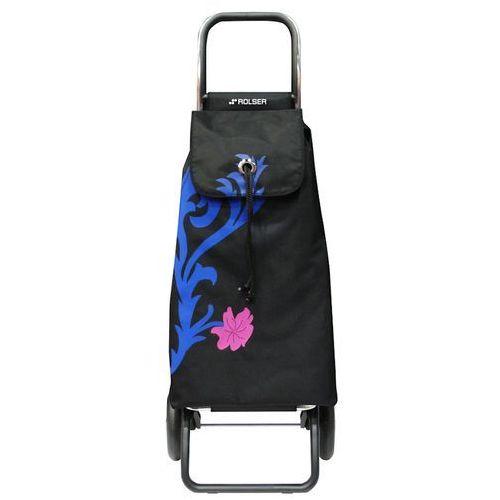Wózek zakupowy składany Rolser Logic RG Pack Nature azul (wózek na zakupy)