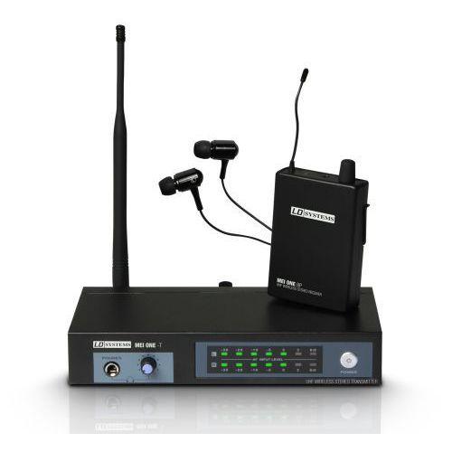 mei one 3, bezprzewodowy, douszny system monitorowy (864.900 mhz) marki Ld systems