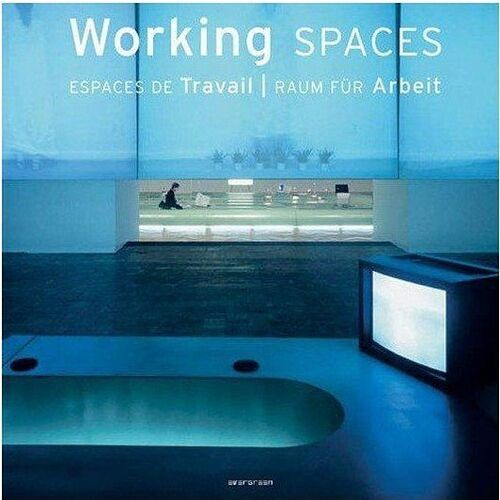 Książka Working Spaces