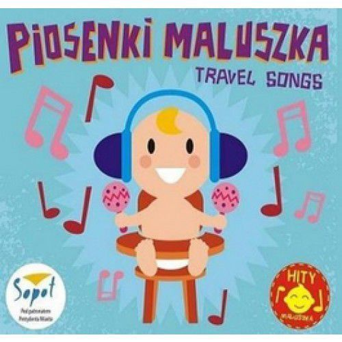 Piosenki maluszka. Travel songs (CD), SL 050-2