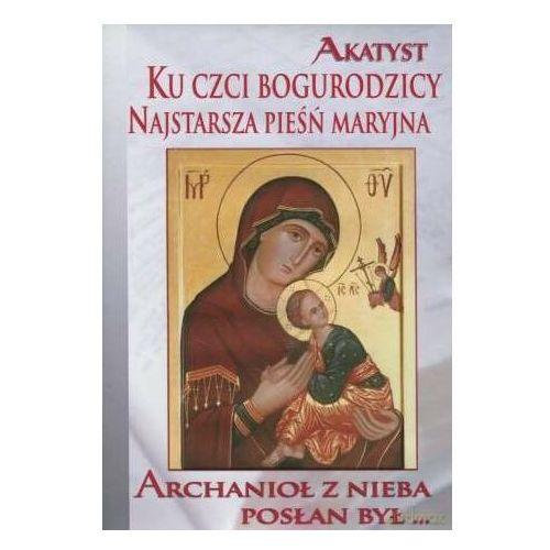 Chór wyższego seminarium duchownego w sz Akatyst ku czci bogurodzicy. najstarsza pieśń maryjna - dvd