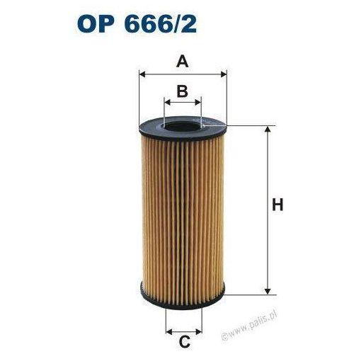 666/2 OE FILTR OLEJU RENAULT LAGUNA II MEGANE II TRAFIC 2,0DCI 05-/OPEL VIVARO