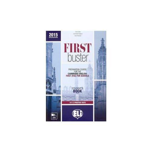 FIRST BUSTER 2015 - SB + 3 CDS (9788853619068)