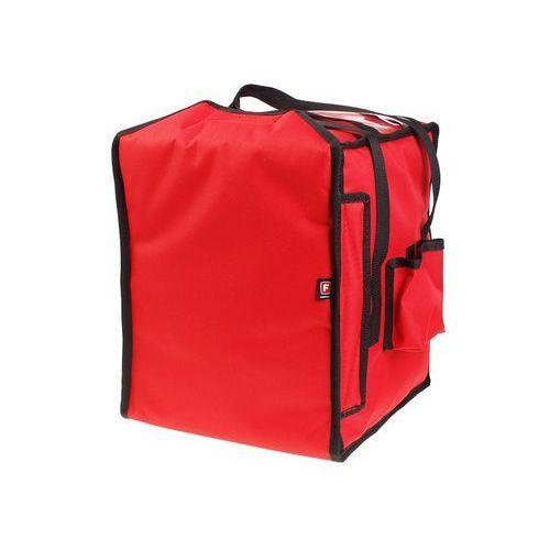 c3556c85faa2d Furmis Podgrzewana torba wykonana z kodury na 8 kartonów do pizzy o  wymiarach 350x350 mm