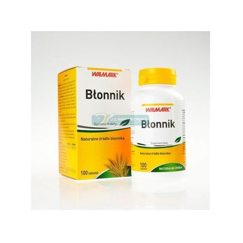 Blonnik tabl.x 100 /Walmark - tabletki Tabletkina odchudzanie