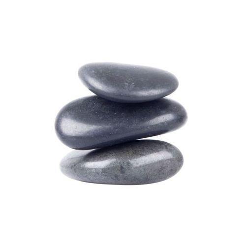 Insportline Kamienie bazaltowe z lawy wulkanicznej river stone 4-6 cm - 3 szt. (8596084011947)
