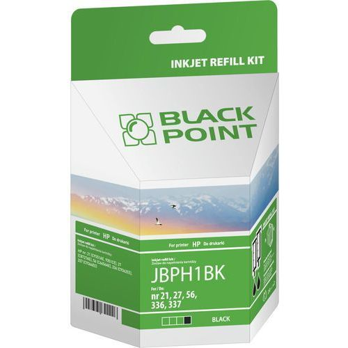 jbph1bk czarny marki Black point