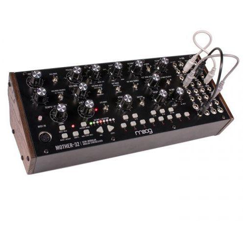 Moog Mother 32 Semi-modularny syntezator analogowy
