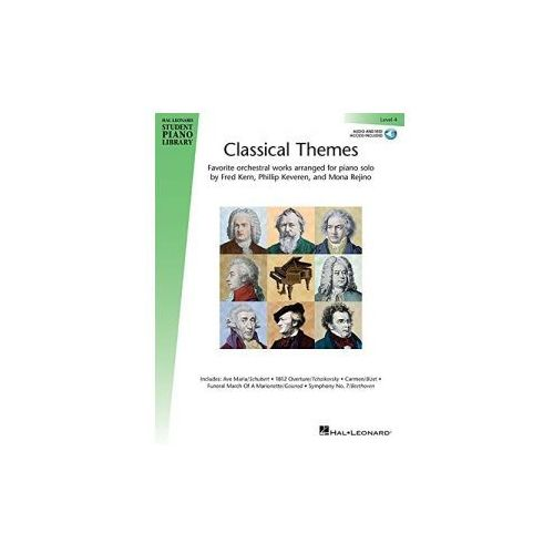Hal Leonard Student Piano Library. Classical Themes. Level 4 (2015)