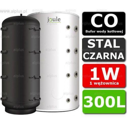 BUFOR JOULE 300L 1W zbiornik buforowy akumulacyjny CO z 1 wężownicą Wysyłka gratis!, BBMSI-00-0300F