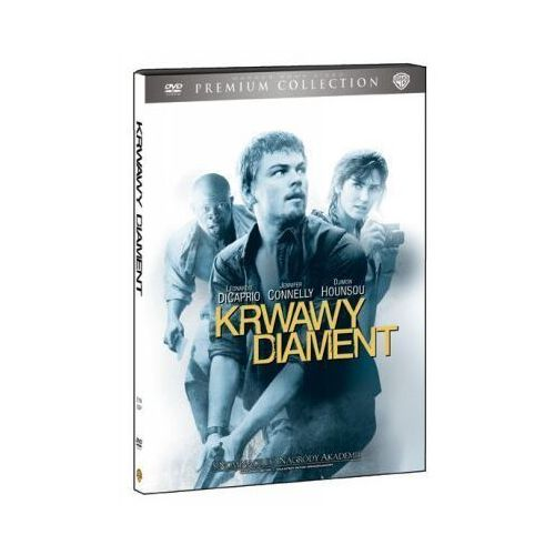 Warner bros Film krwawy diament (premium collection) blood diamond (7321909117624)