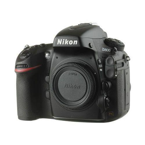 D800 marki Nikon - lustrzanka cyfrowa