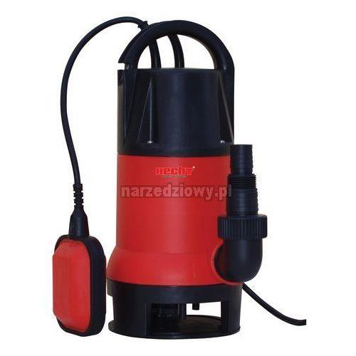 HECHT Elektryczna pompa do brudnej wody 750 W 13000 l/h