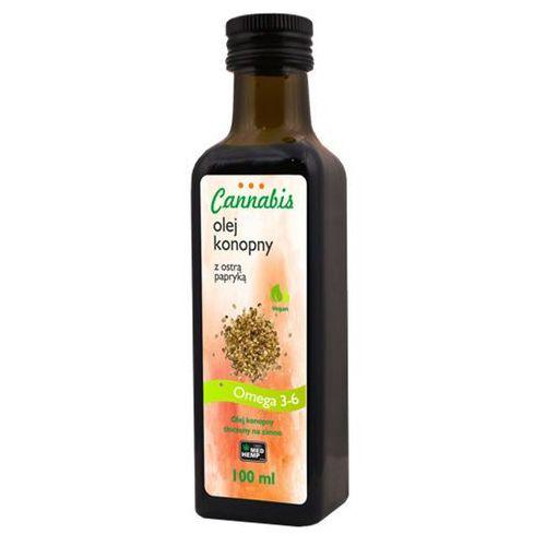 Olej konopny z ostrą papryką 250 ml