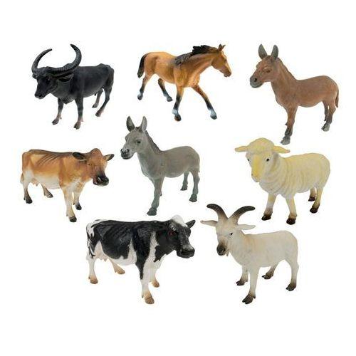 Zwierzęta domowe duże - zestaw 8 sztuk 281 marki Kindersafe